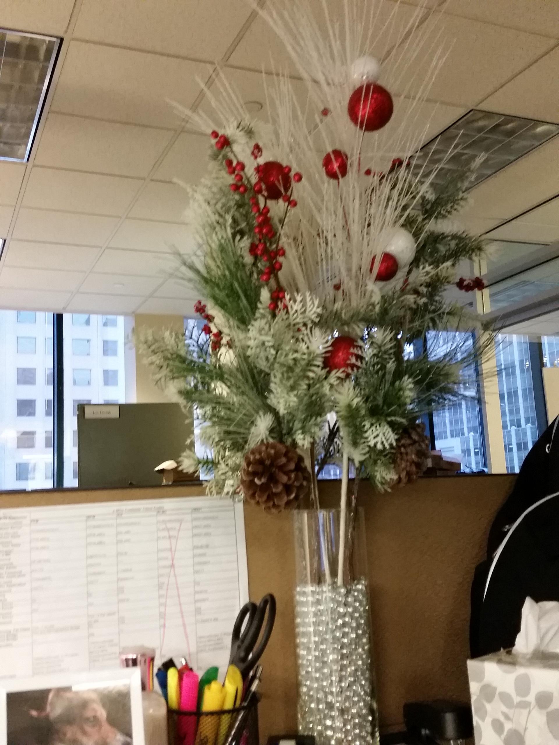 Office desk decorations