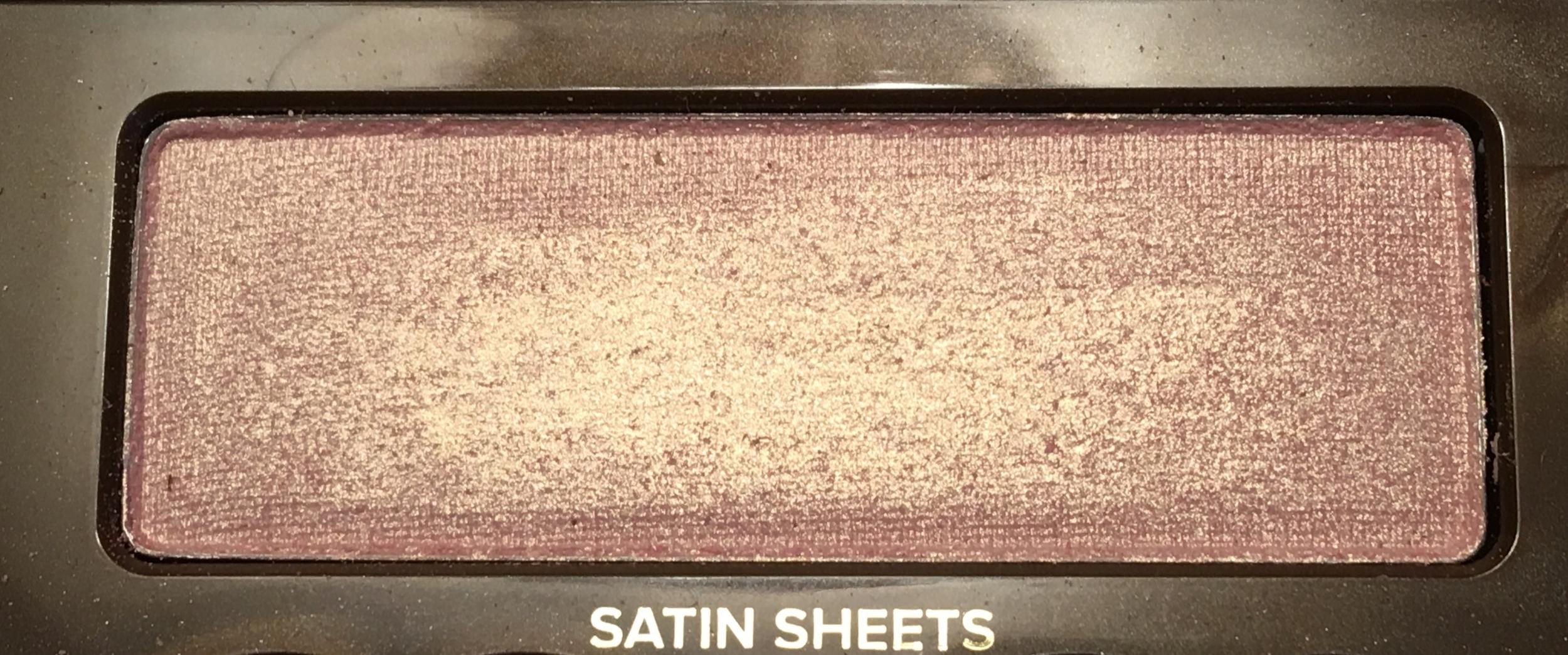Satin Sheets (Golden Pink)