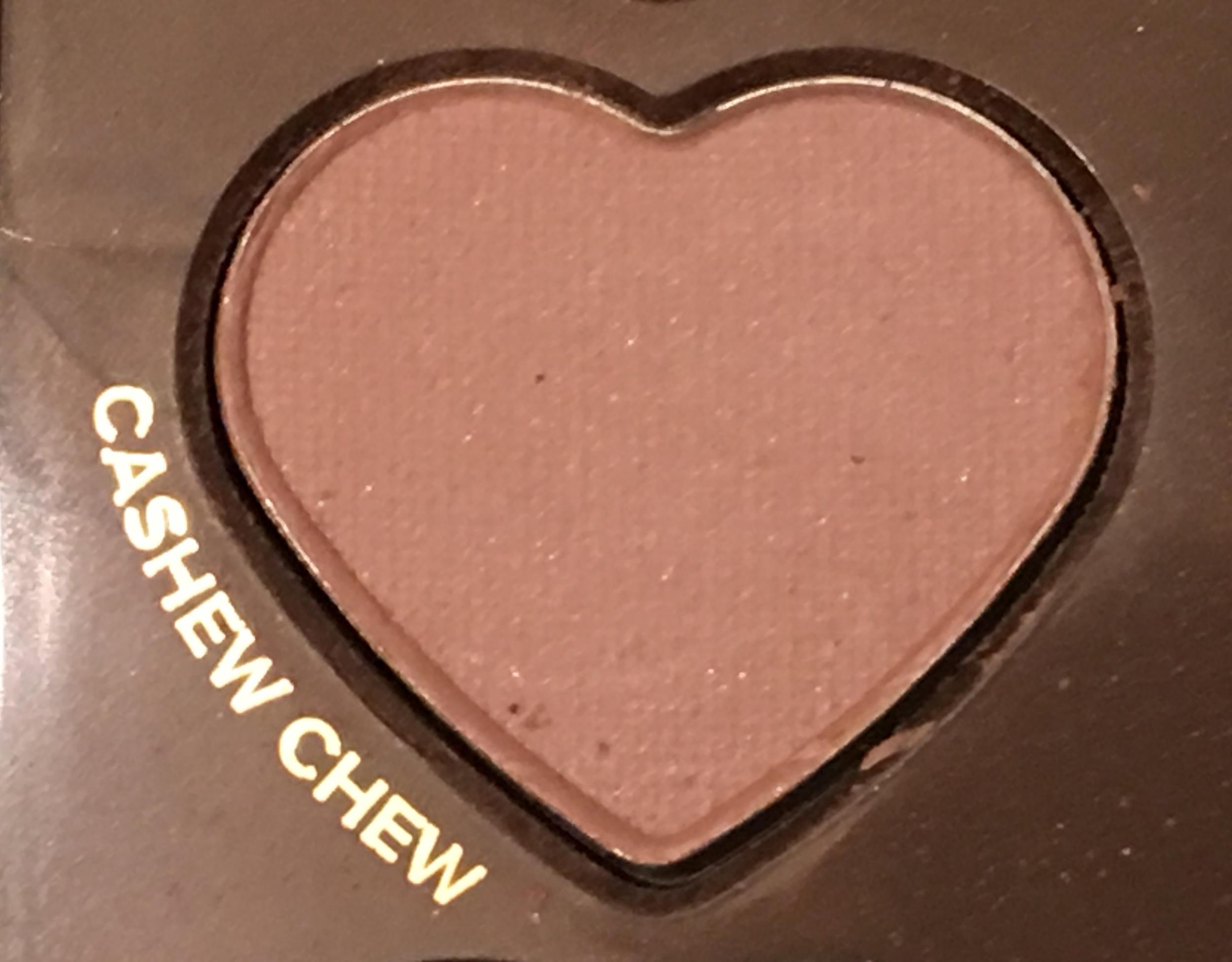 Cashew Chew (Satin Nude)