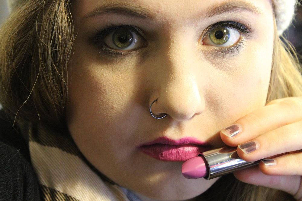 Bittersweet Lip Swatch