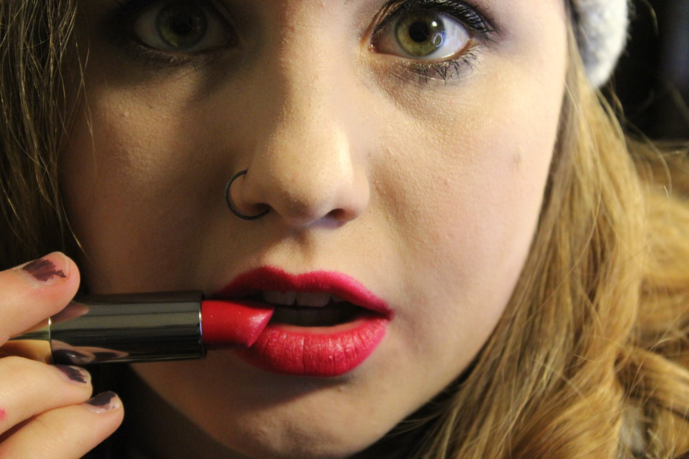 Psycho Lip Swatch
