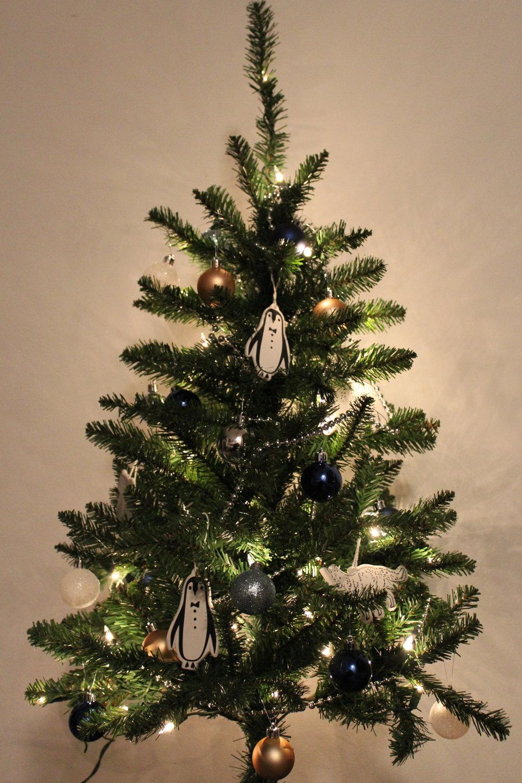 Bedroom Mini Christmas Tree Mae Polzine