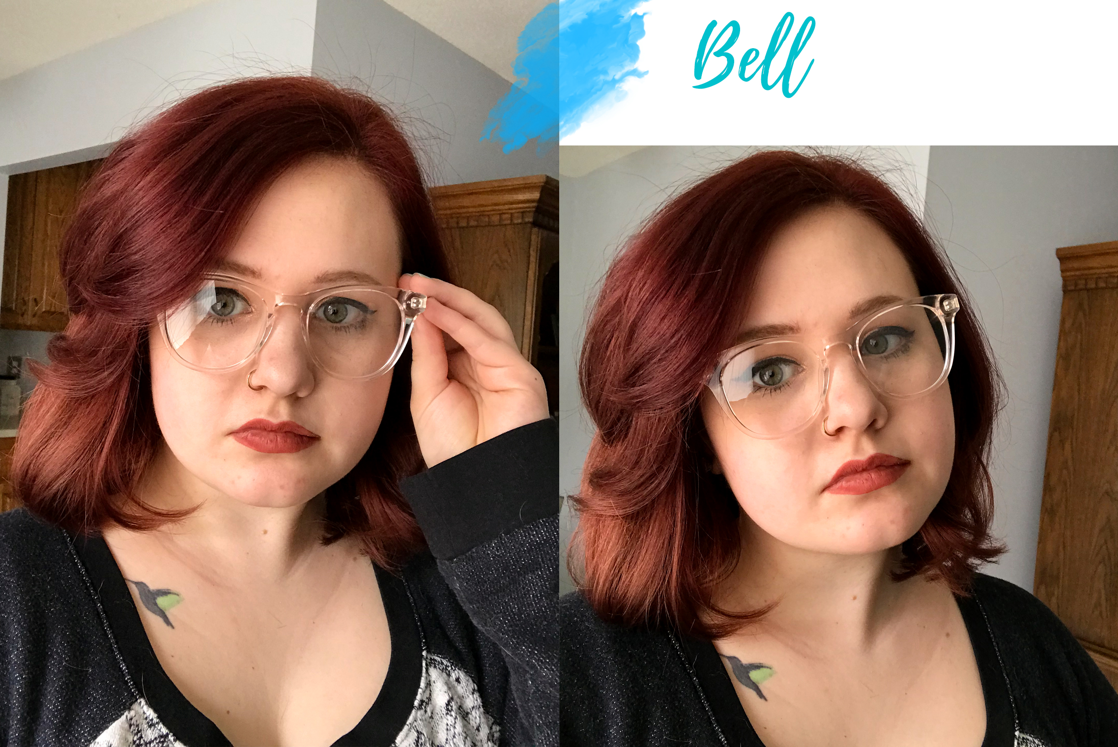 Warby Parker Bell glasses