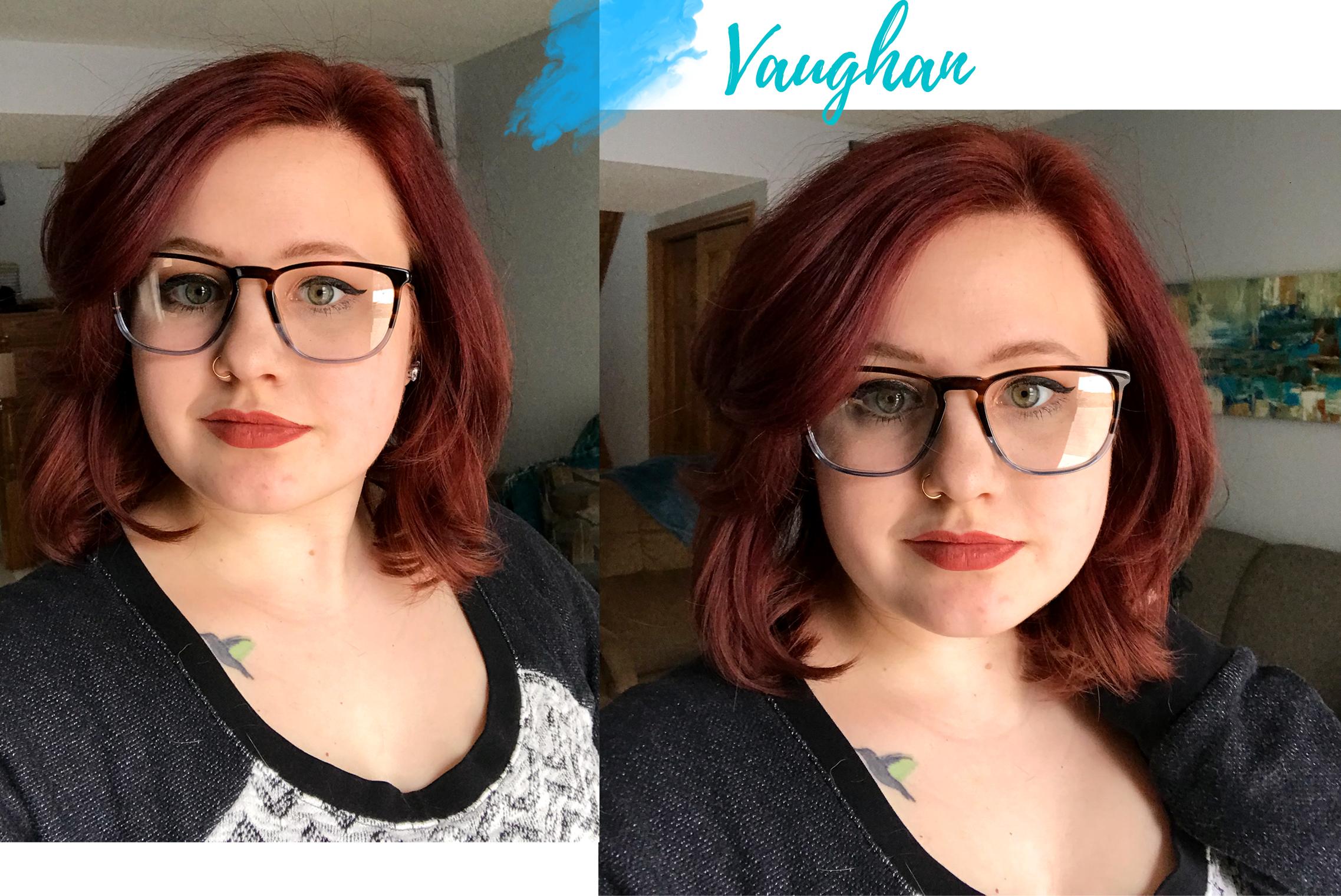 Warby Parker Vaughan glasses