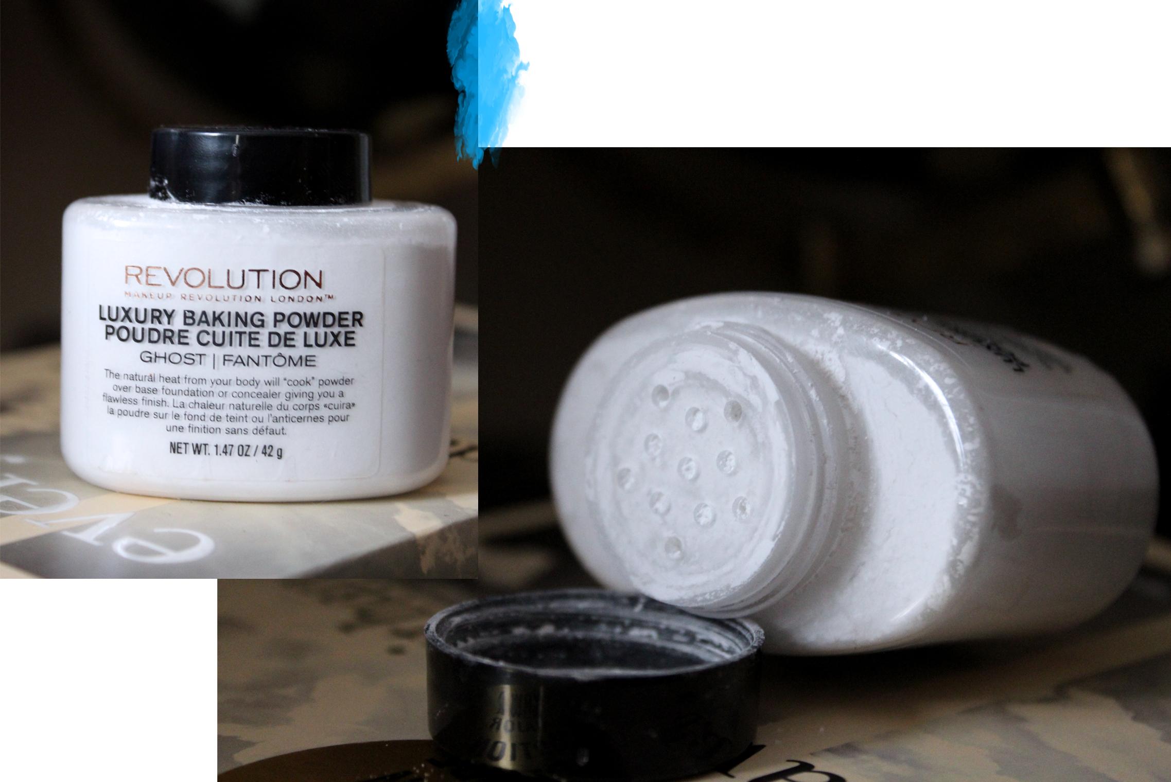 Makeup Revolution Ghost Powder