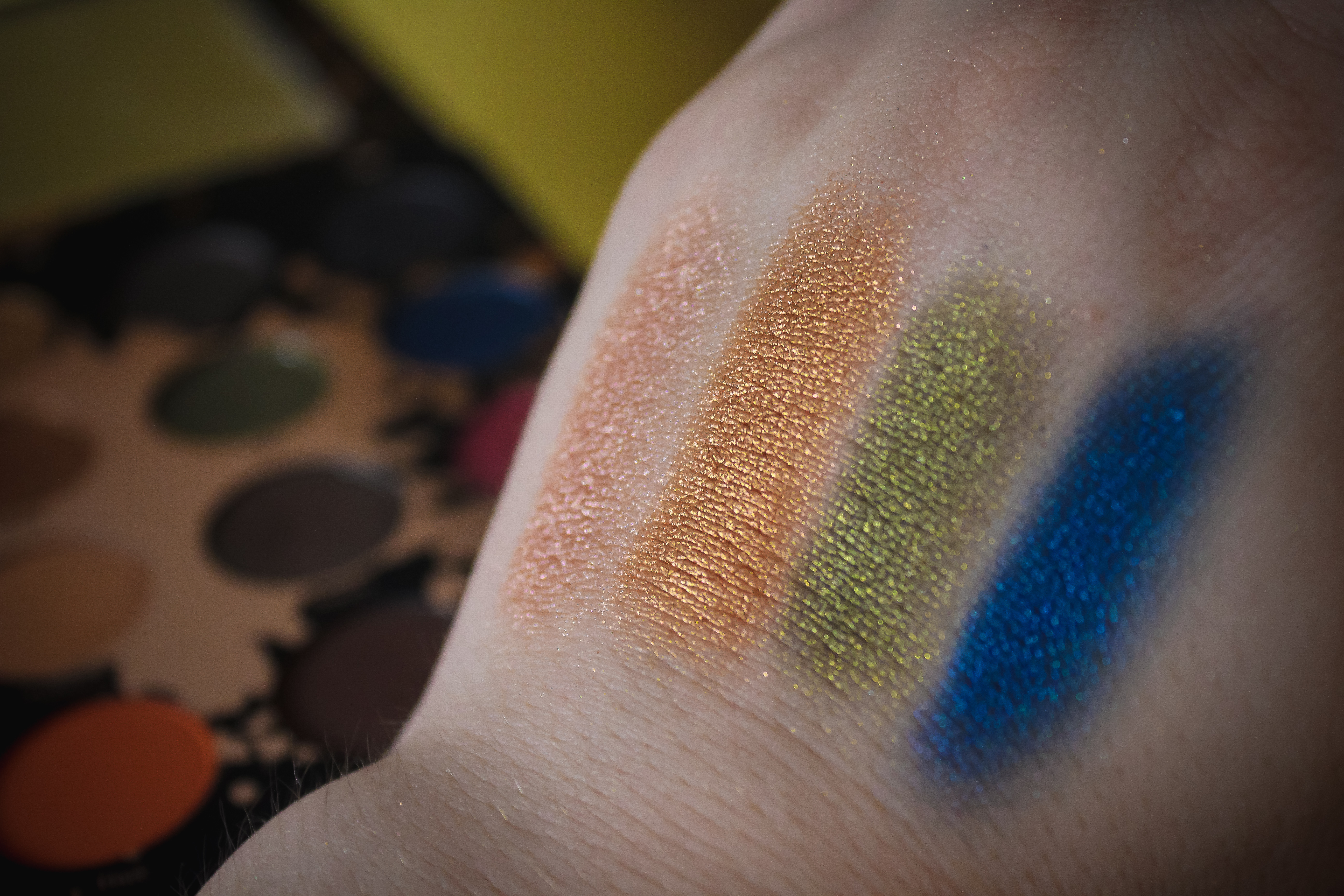 ColourPop Shayla Perception Palette Row 2