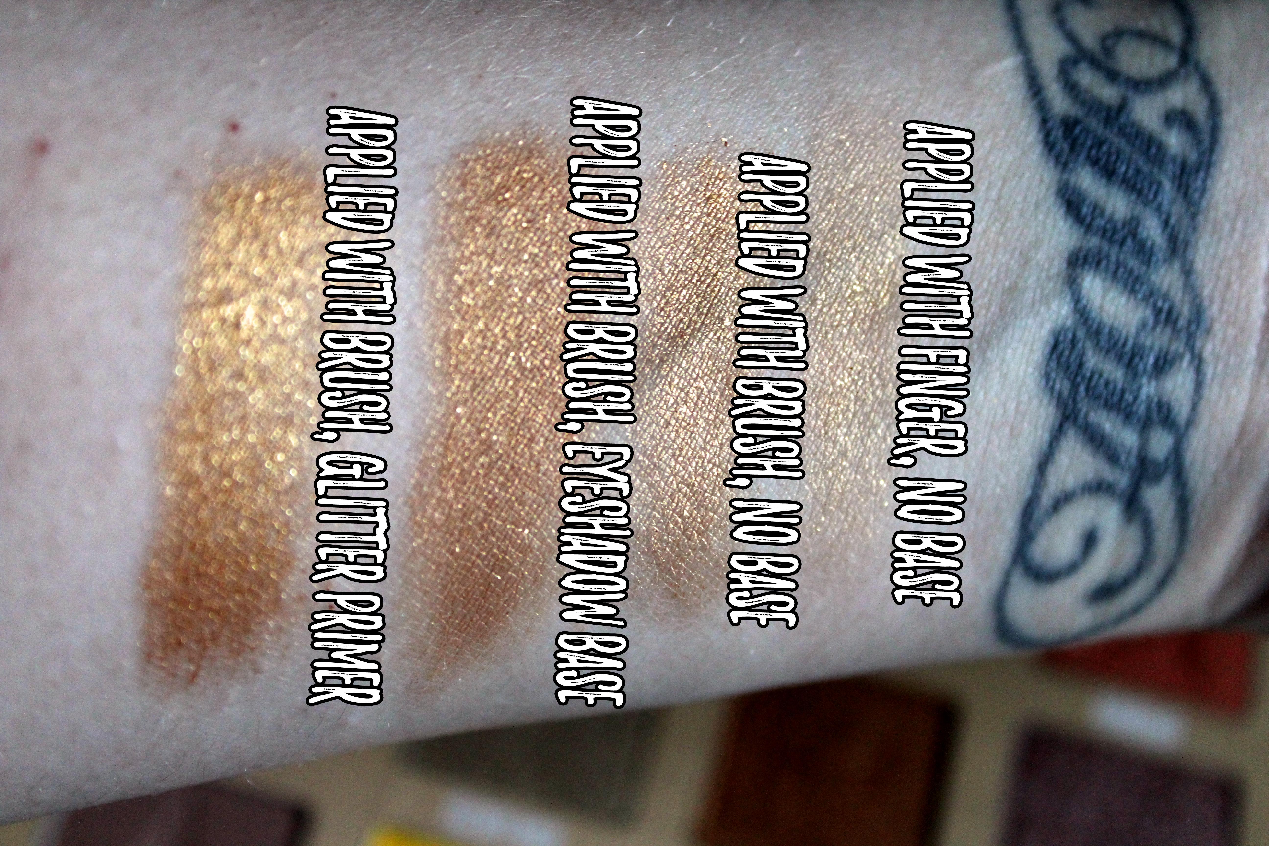 Jeffree Star Lick UltraMetallic Pigment