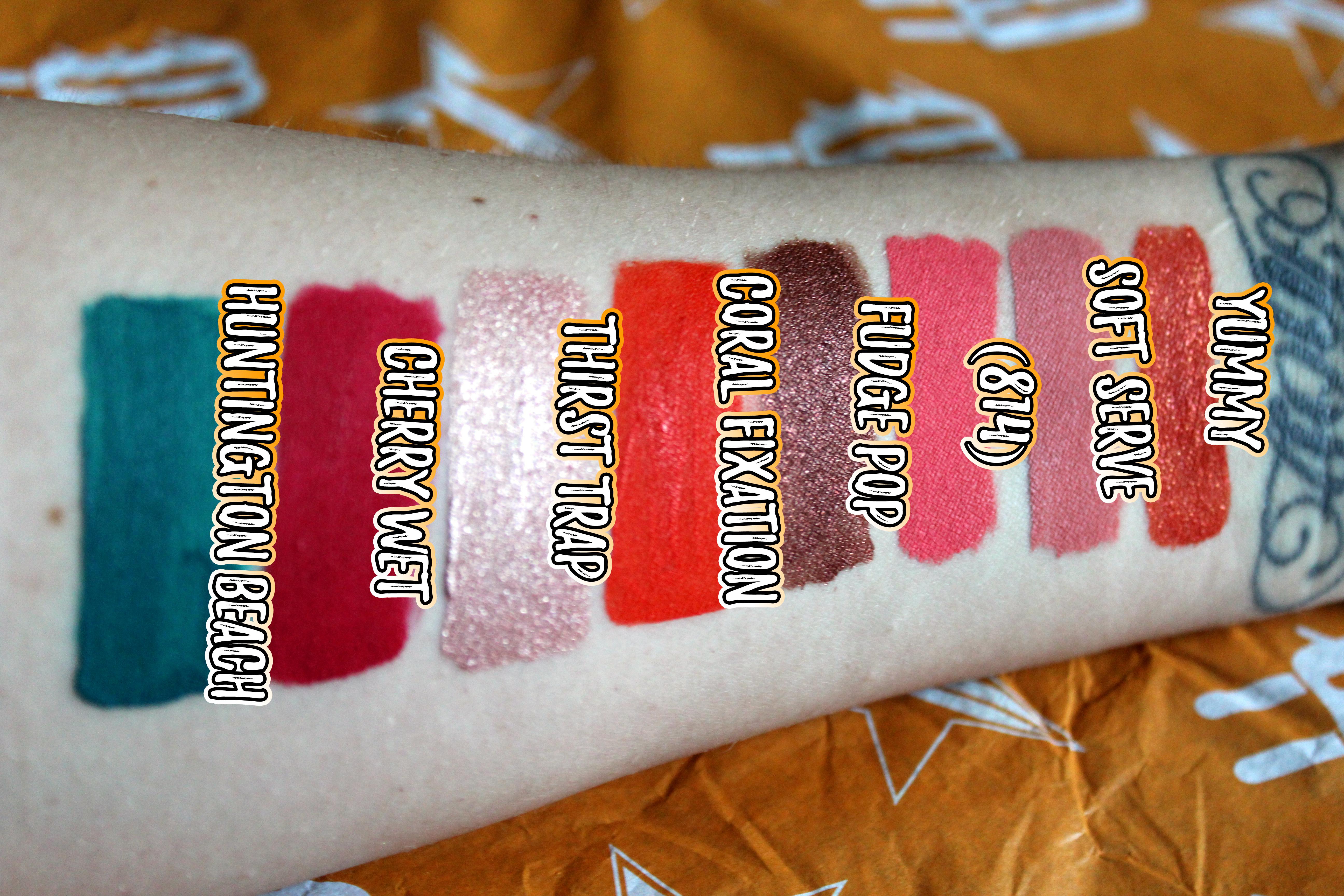 Jeffree Star Summer 2018 Velour Liquid Lipstick Swatches.jpg