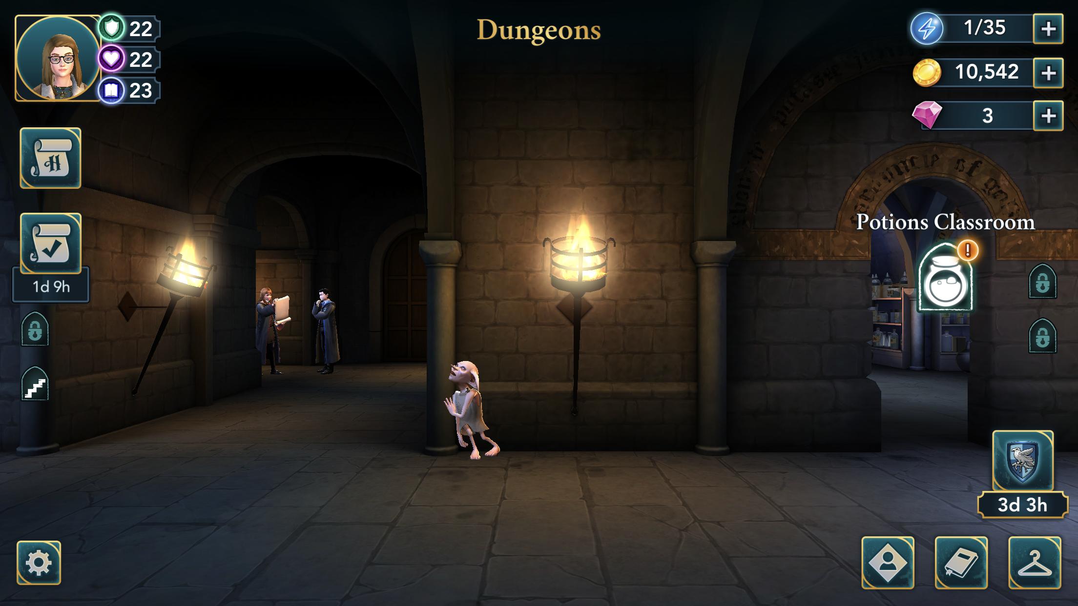 Hogwarts Mystery House Elf