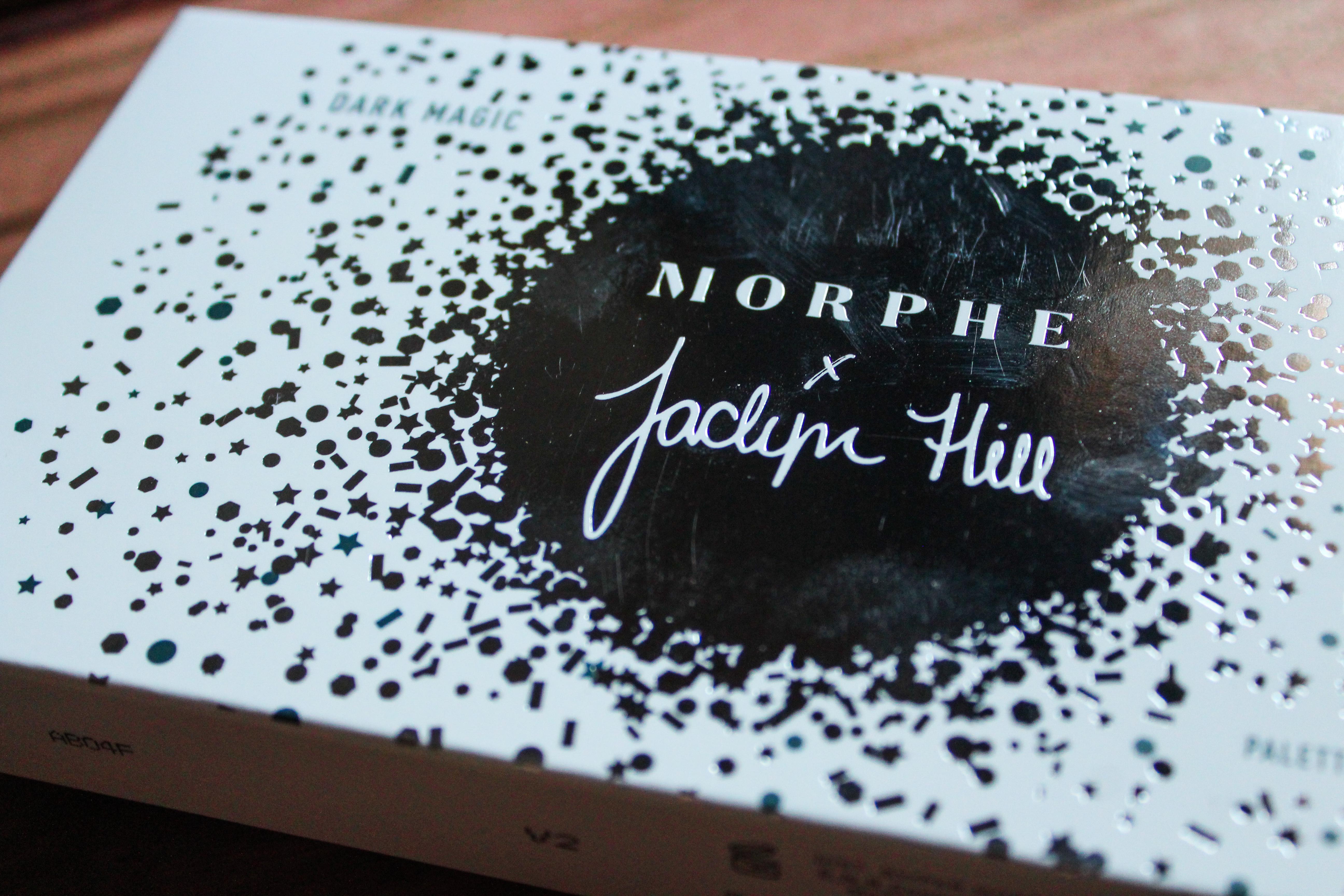 Morphe x Jaclyn Hill Dark Magic Palette