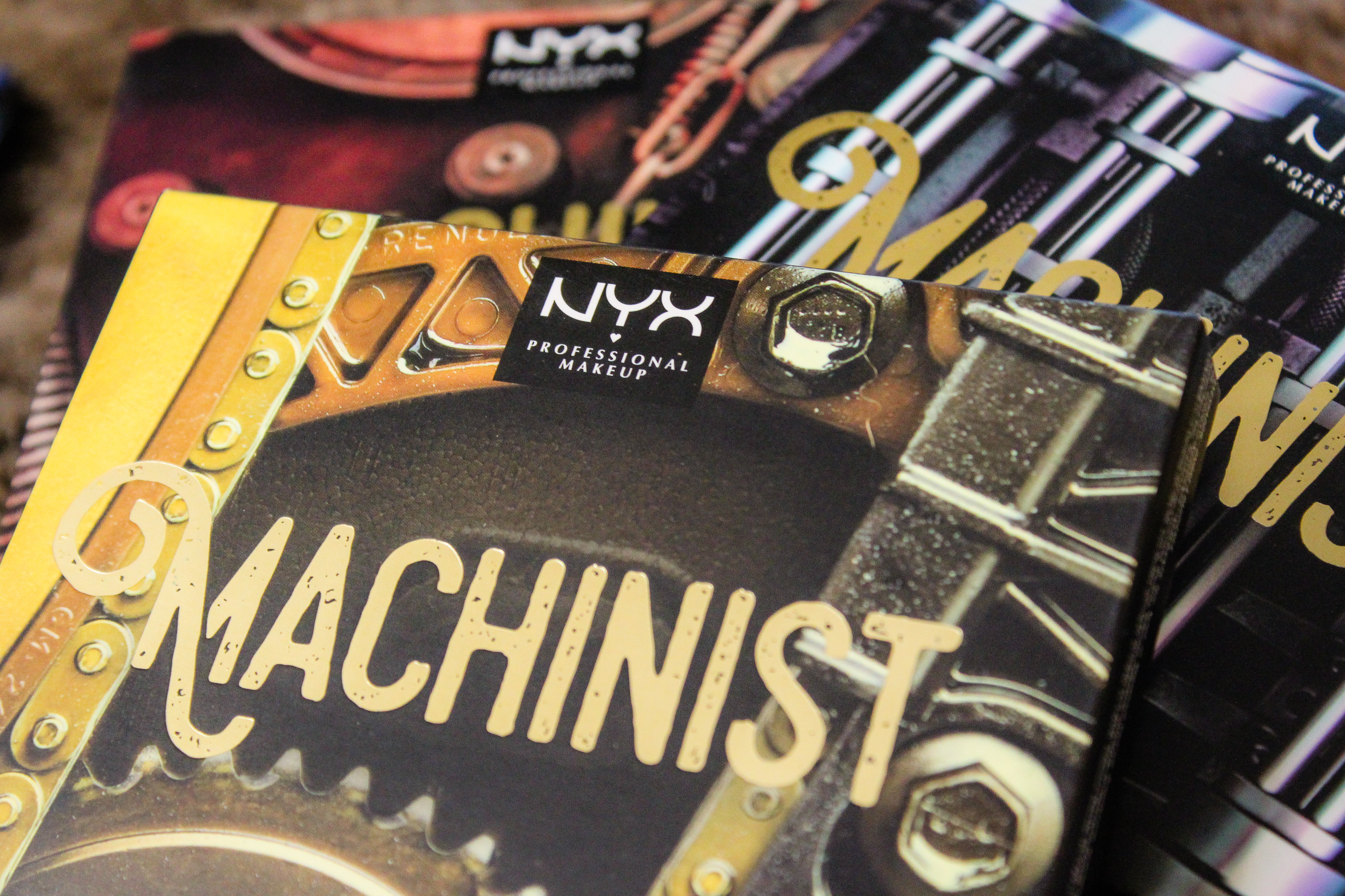 NYX Machinist Collection 2