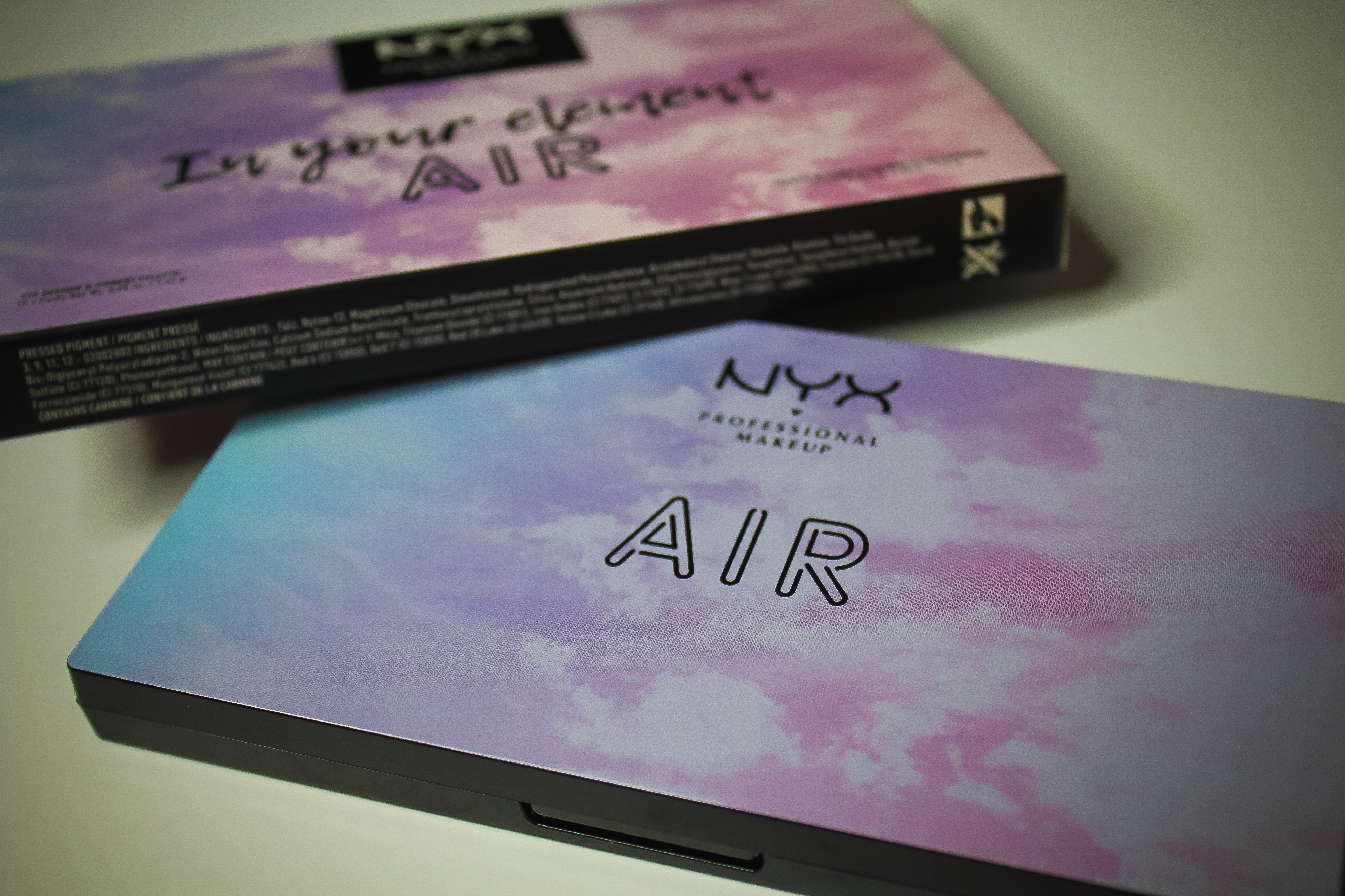 Nyx In Your Element Air Palette