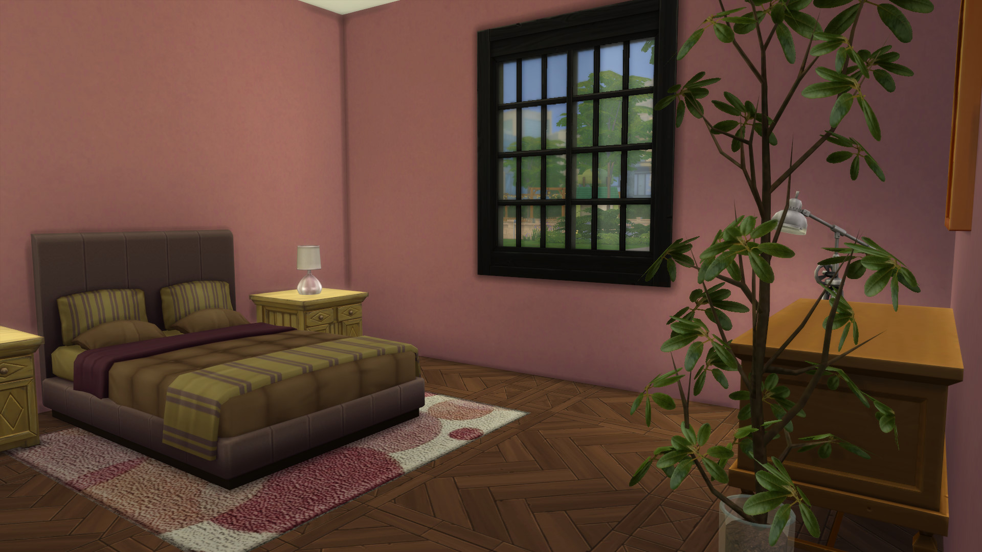 Friends Apartment Sims 5