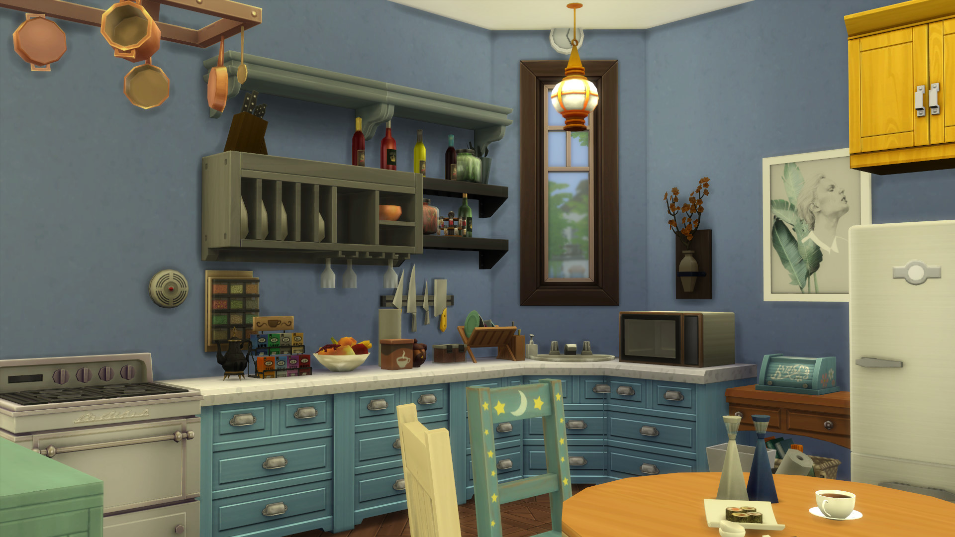 Friends Apartment Sims 7