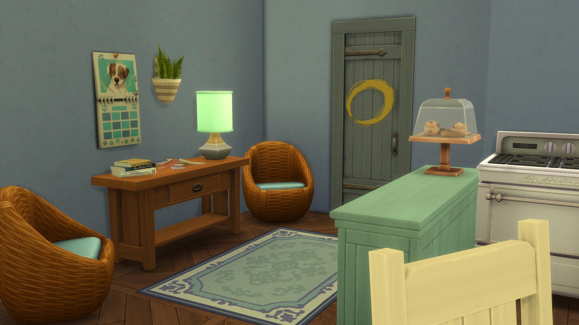 Friends Apartment Sims 8