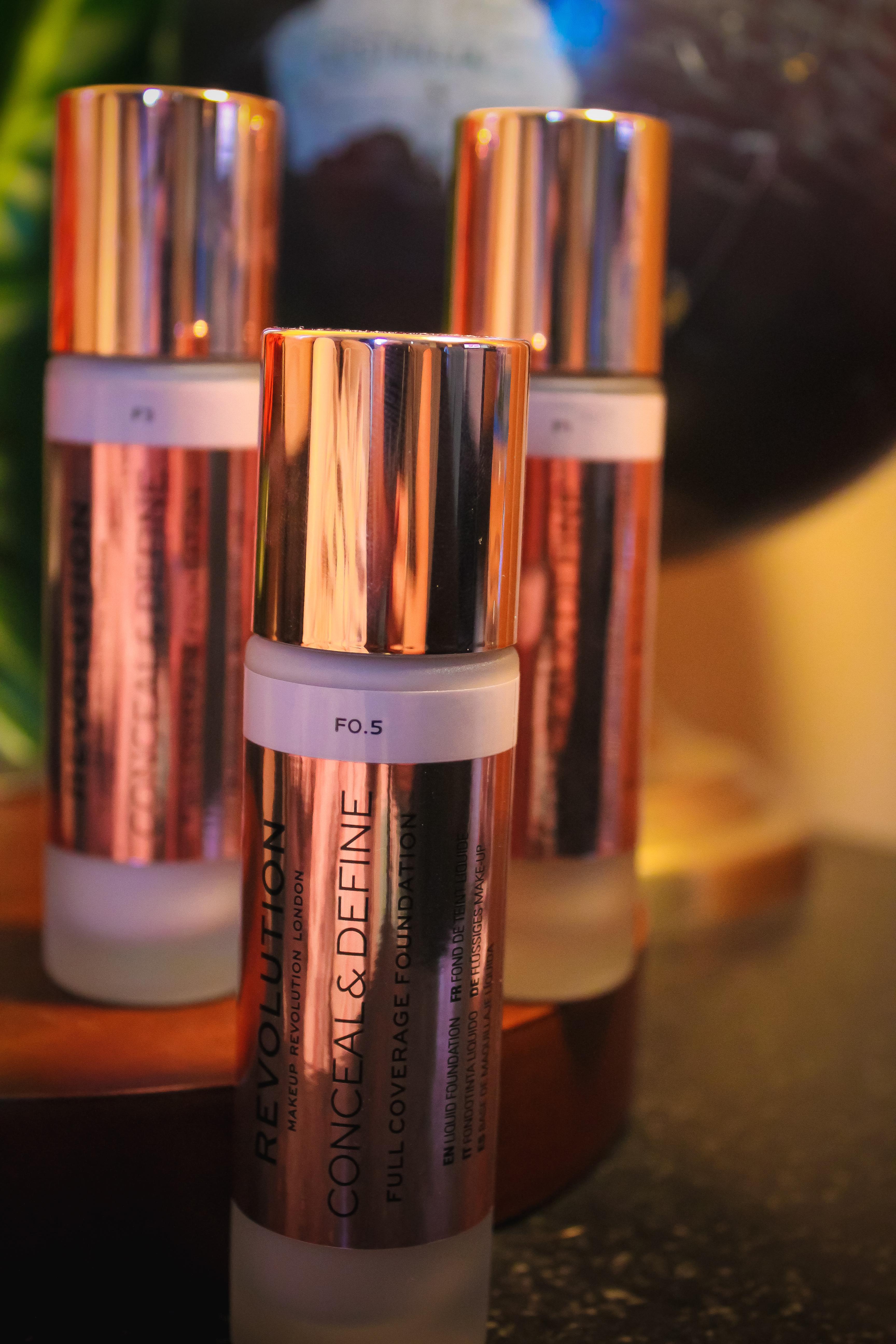 Makeup Revolution Conceal and Define Foundation.jpg