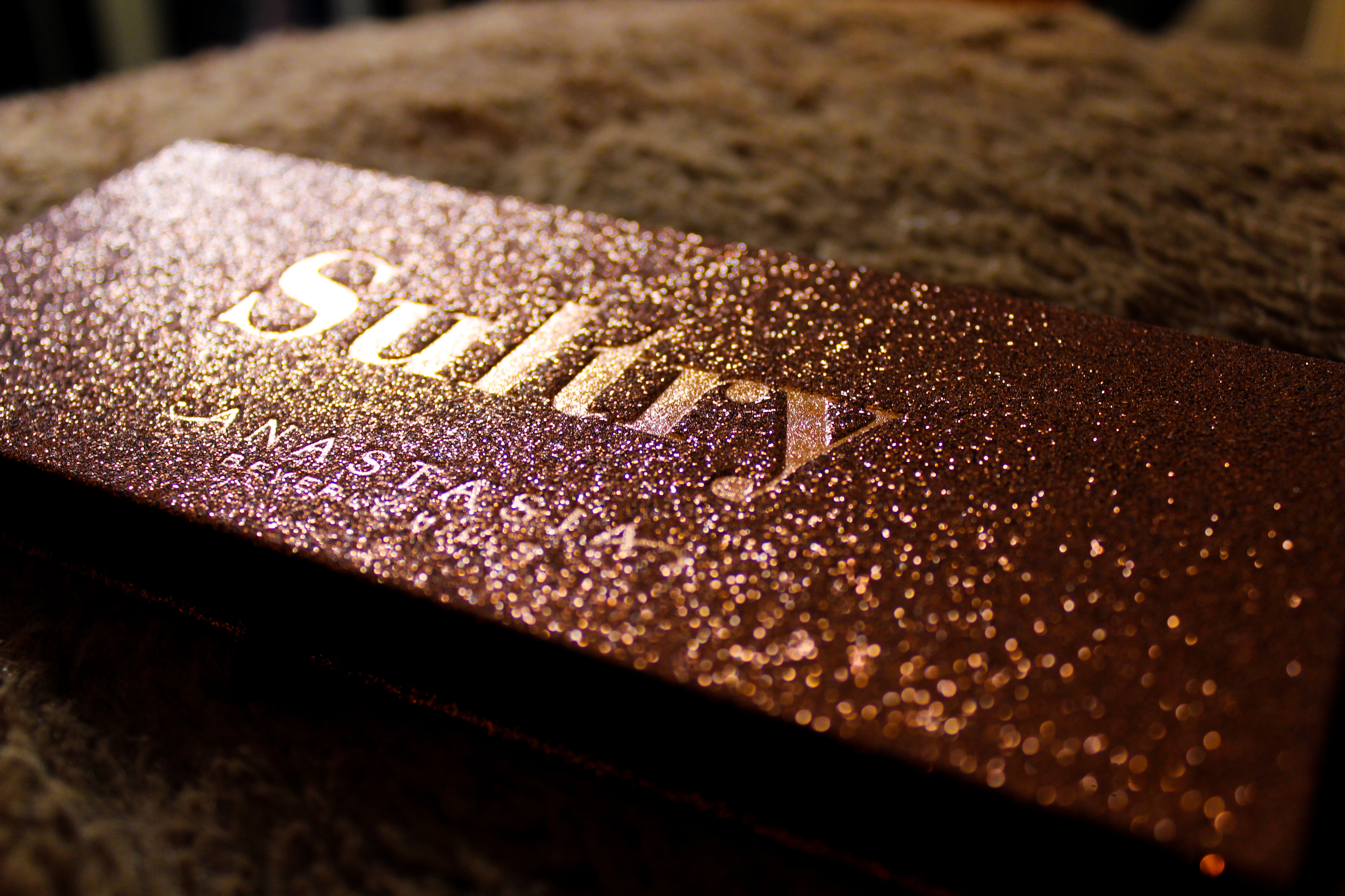ABH Sultry Palette 2