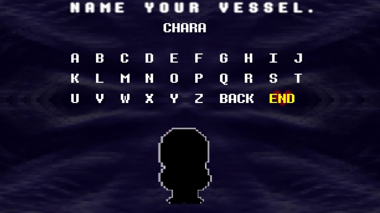Deltarune What Happens If You Enter In Certain Names At The Beginning Of Game Mae Polzine