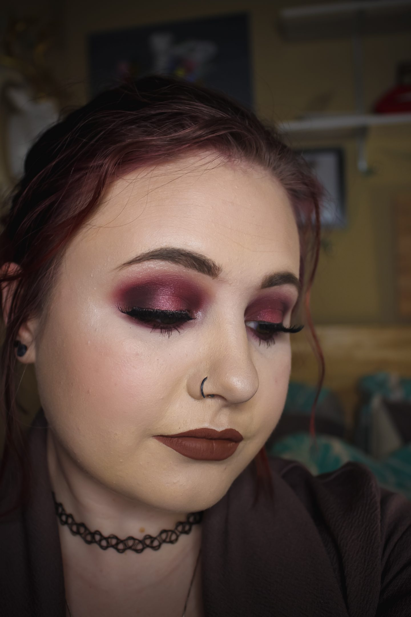 DC berries and cream halo look 2